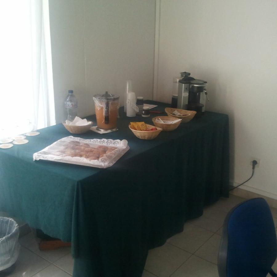 L'accueil en Martinique de NSI CONSULTING